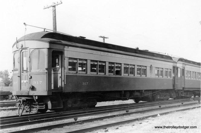 CA&E 317. (Heier Industrial Photo)
