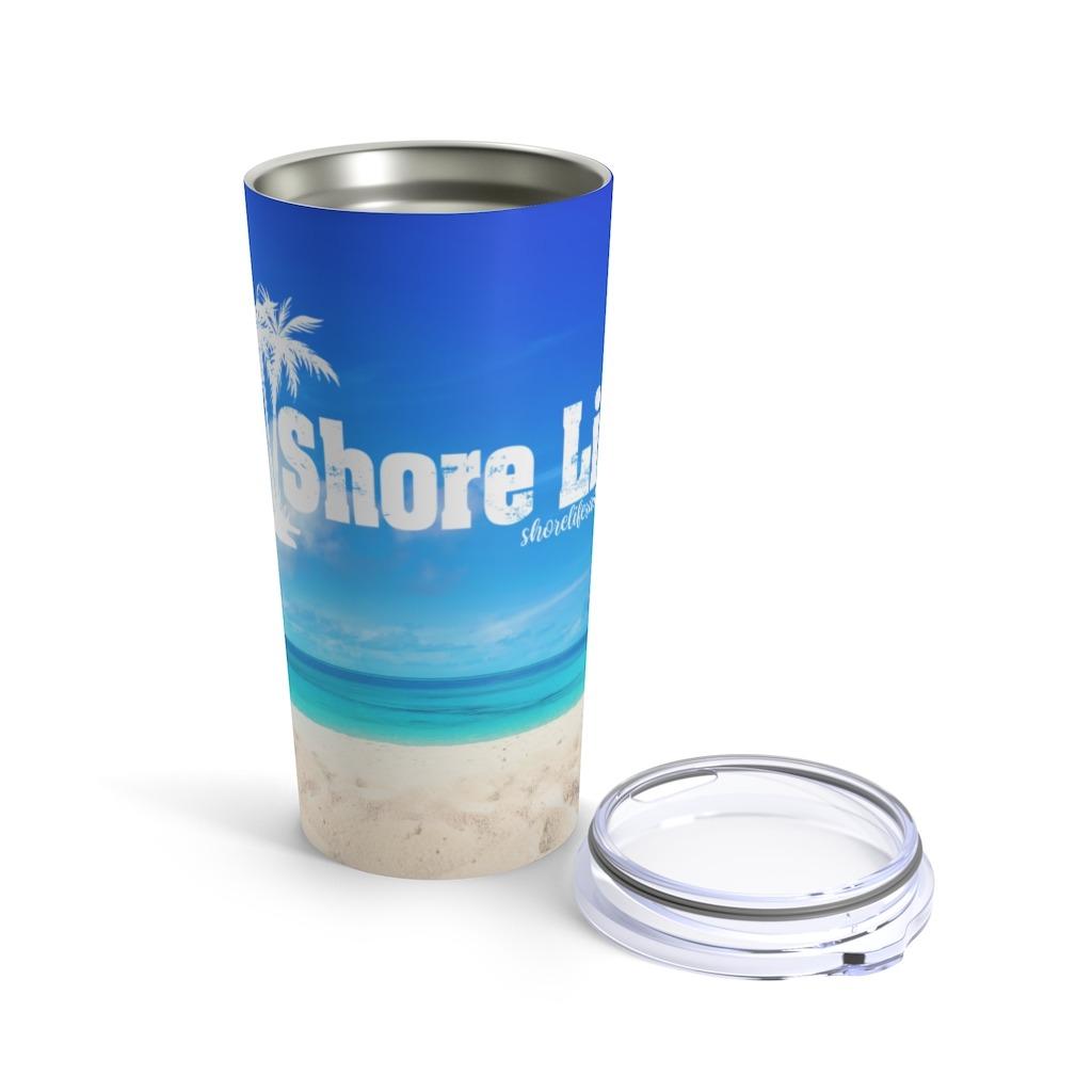 Shore Life Tumbler 20oz, The Troprock Shop