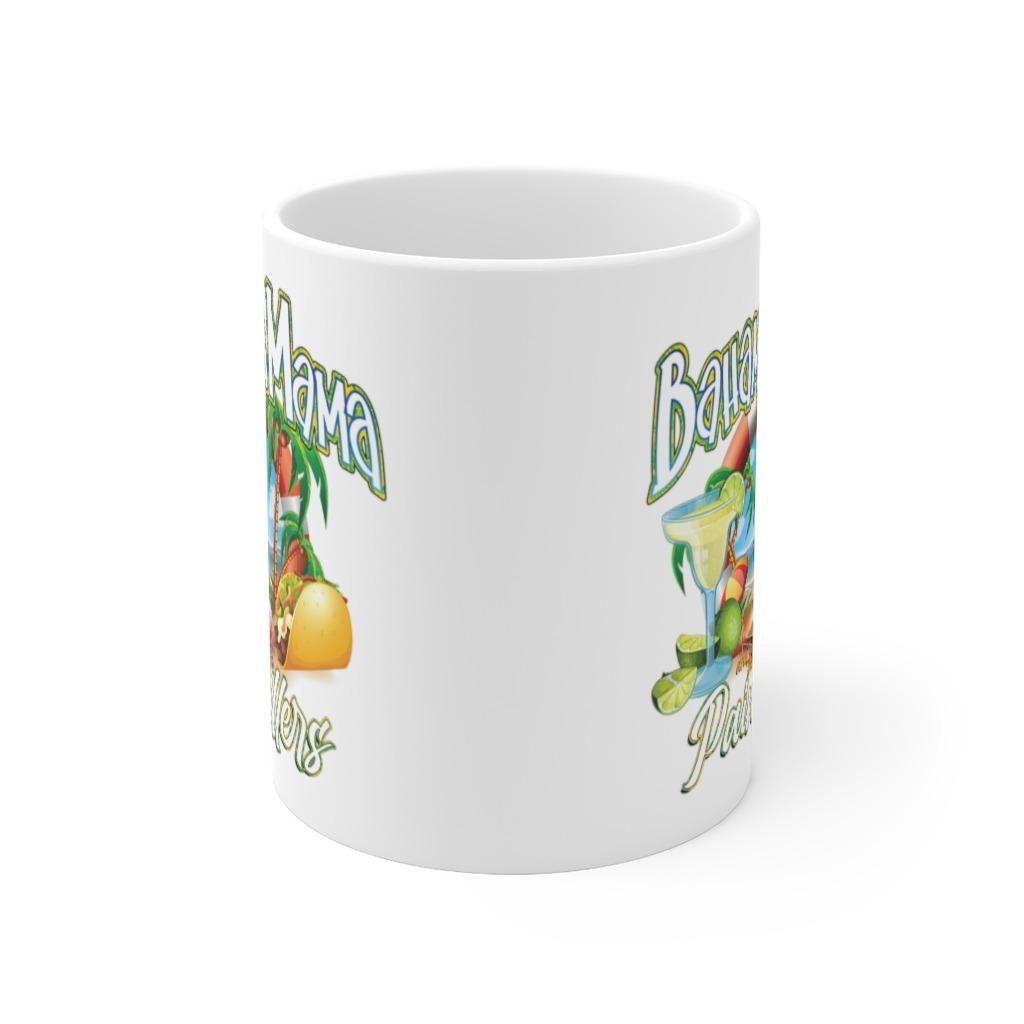Double T Ceramic Mug 11oz, The Troprock Shop