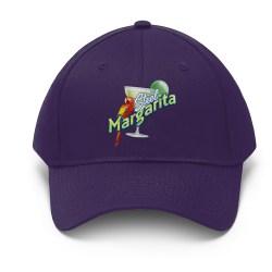 Steel Margaria Unisex Twill Hat, The Troprock Shop