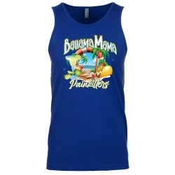 Bahama Mama Double T Men's Tank Top, The Troprock Shop