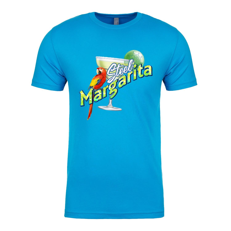 Steel Margarita Unisex T-shirt, The Troprock Shop
