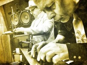@TheTroublePilgrims-Trouble Pilgrims-Westland Recording Studios-Pete Holidai-Steve Rapid-Johnny Bonnie-Tony St Ledger- Bren Lynott- Tony St Ledger Photography-3