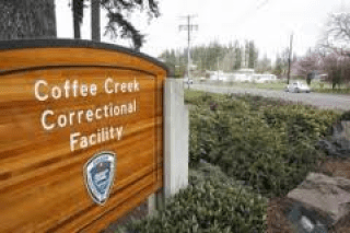 Coffee Creek Correctional Facility in Oregon