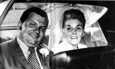 Gacy and new bride Carole