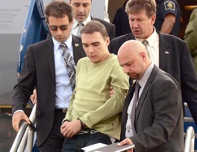 Magnotta arrested