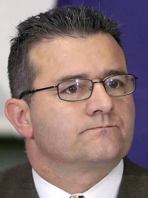 Modesto Police Dept Detective Al Brocchini