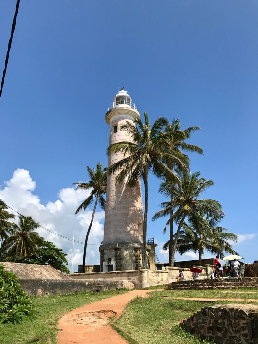 Galle Lighthouse - How to spend 7 Days in Sri Lanka.