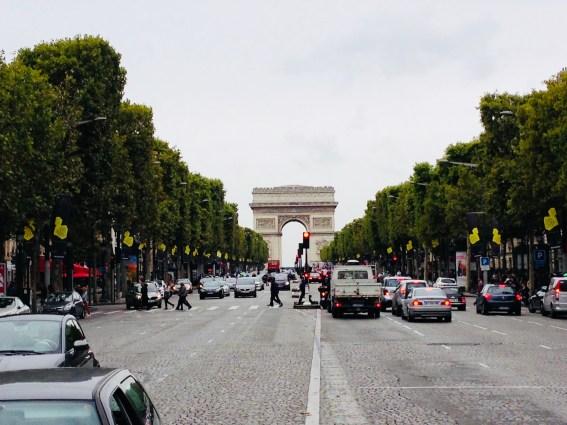 Champs Elyses