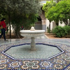 5 days in Marrakech - Bahia Palace