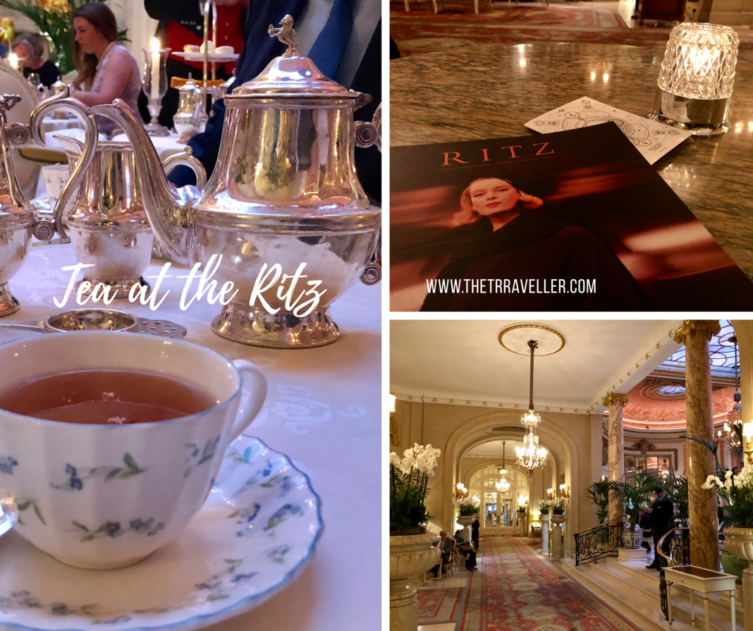 Tea at Ritz