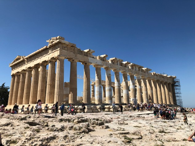 How to spend 3 days in Athens.