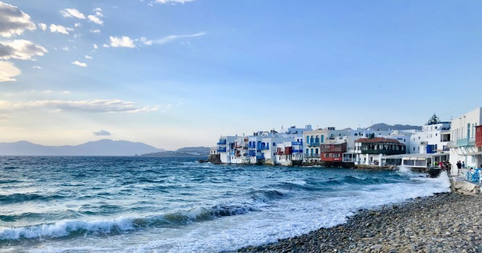 Mykonos in 3 Days.
