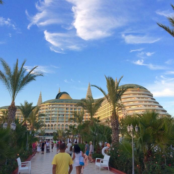 Delphin Hotel - Antalya