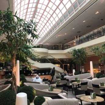 Vienna Marriott Hotel - Lobby