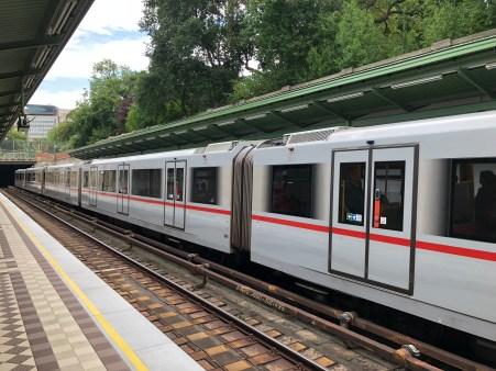 Train Vienna