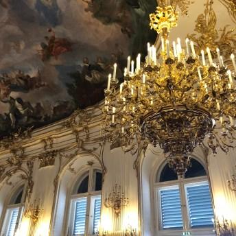 Schonbrunn Palace.