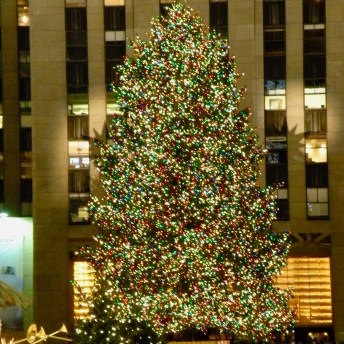 Rockefeller Centre Christmas tree