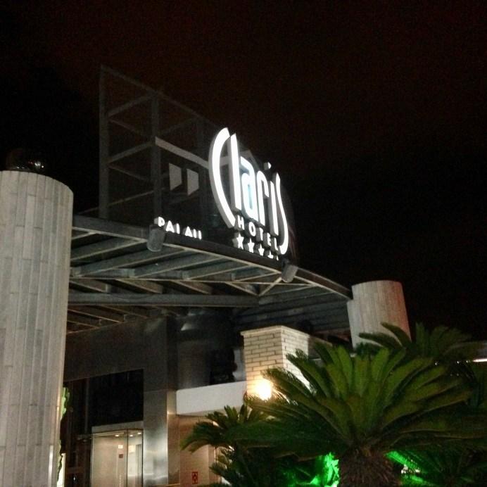 Hotel Claris -Barcelona - City Break