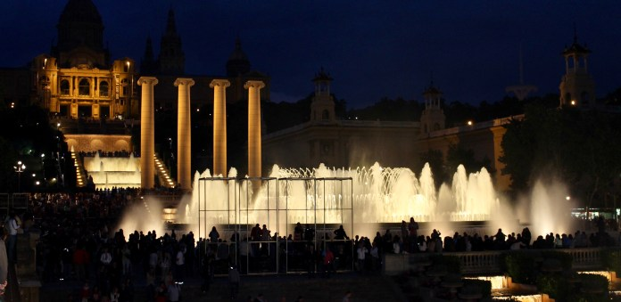 Fountain of Montjuïc