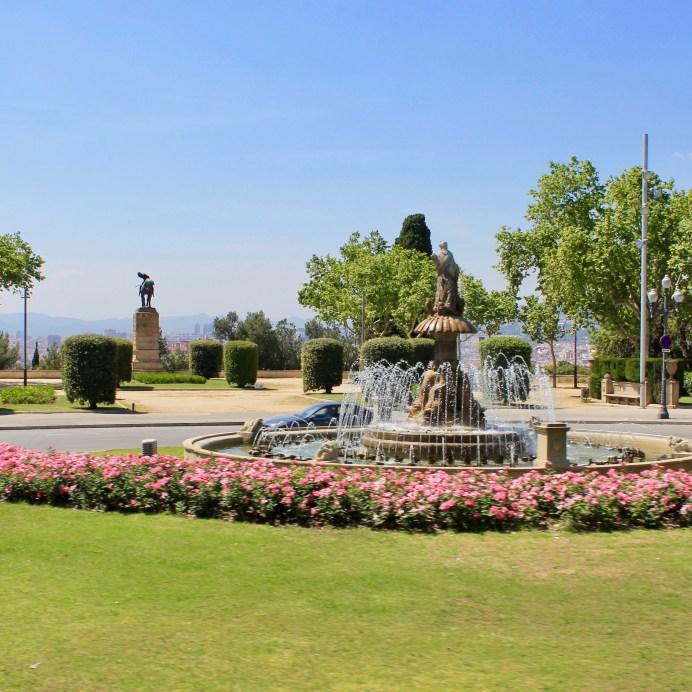 Montjuïc Hilltop Park