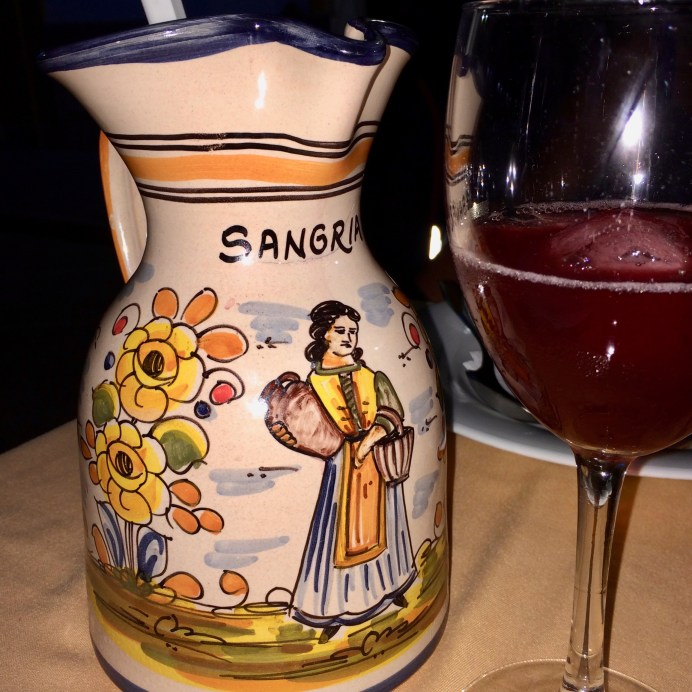 Sangria - Spanish drink