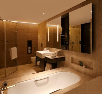 Bathroom Hilton Spec