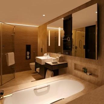 Bathroom Hilton Spec