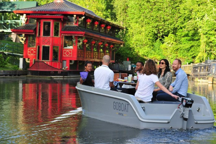 GoBoat London - Little Venice - Things to do in London.