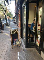 Ivan Ramen shop @ Clinton street