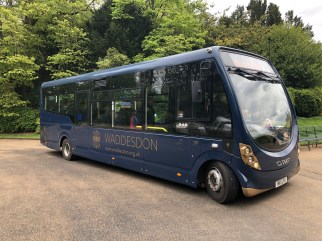 Coach to Waddesdon Manor