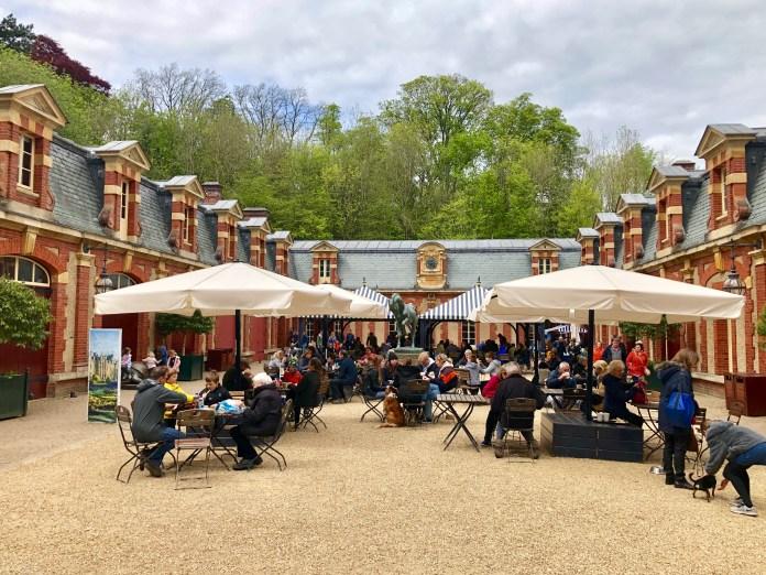 Restaurant - Waddesdon Manor