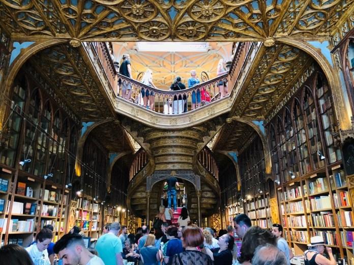 Livraria Lello – Porto's famous bookstore