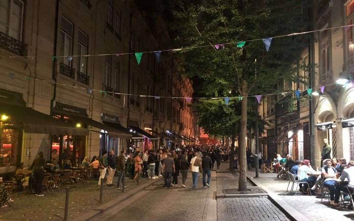Night life Porto
