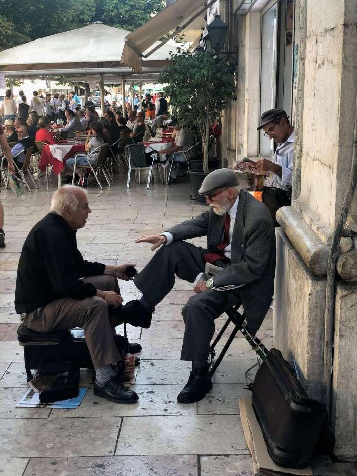 Street Lisbon - 2 Days in Lisbon