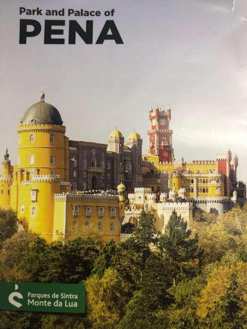Pena Palace information