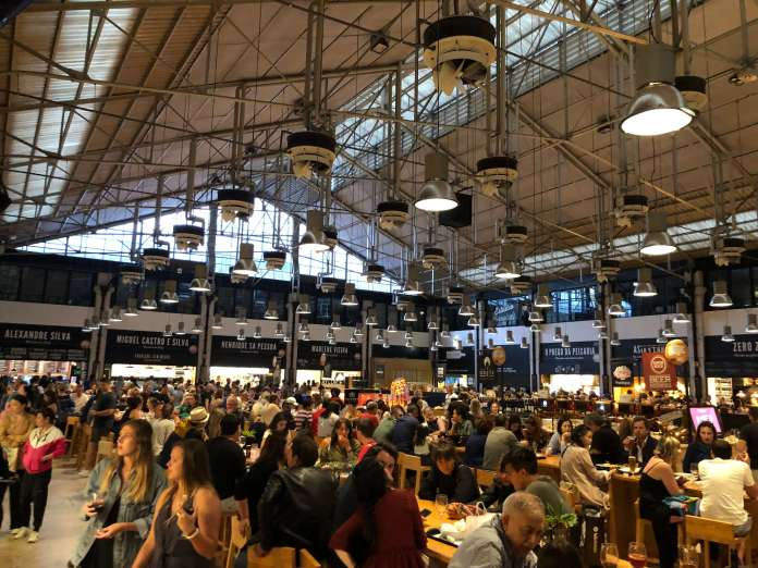 Time Out Market Lisboa - a must in your 2 Days in Lisbon
