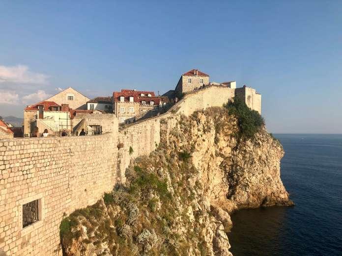 City wall - Dubrovnik