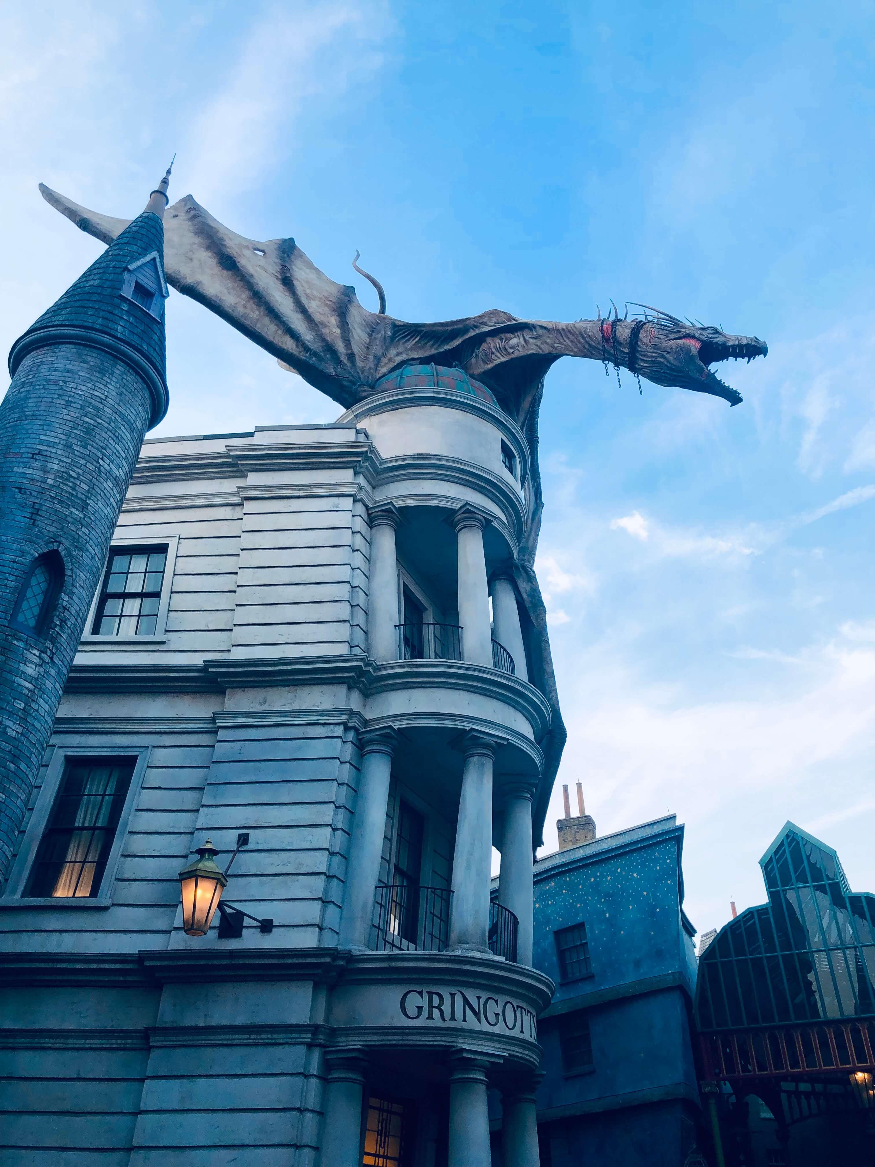 Harry Potter World - Universal