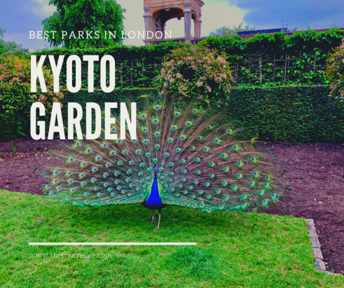 Kyoto Garden -The best Parks in London