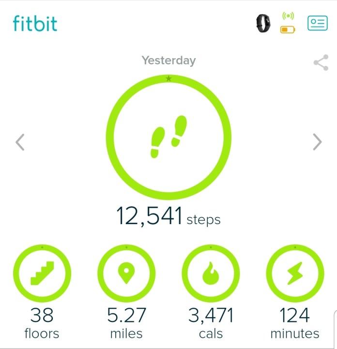 05/23 Fitness Report