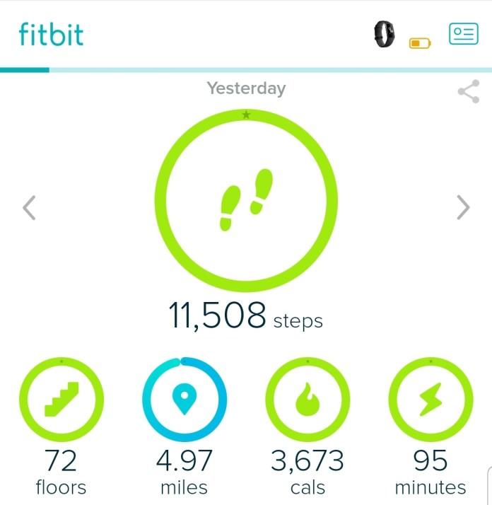 05/27 Fitness Report