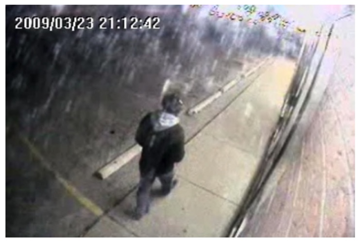 Photo of person of interest in Lisa Leckie case