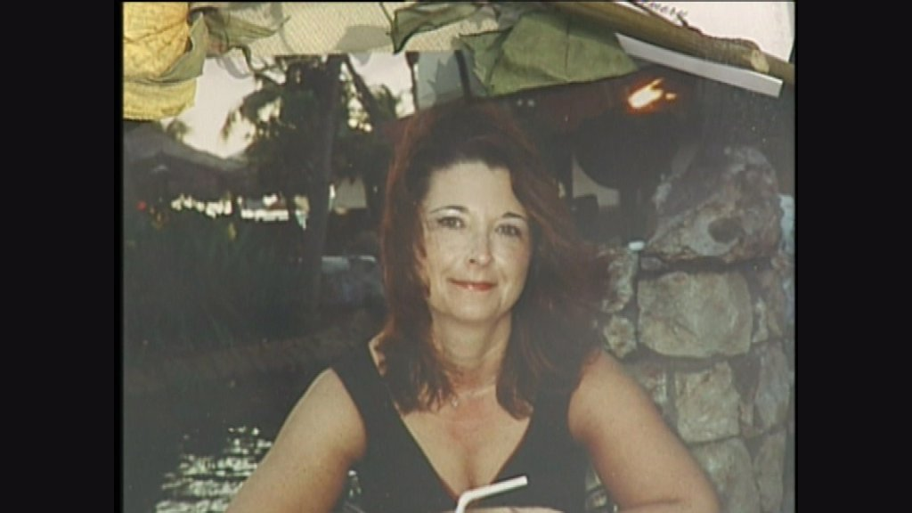 Photo of murder victim Cathy McCune