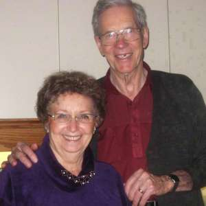 Photo of murder victims Lyle and Marie McCann