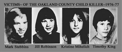 Photo of the victims of the Oakland County Child Killer