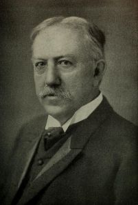 Photo of David Starr Jordan