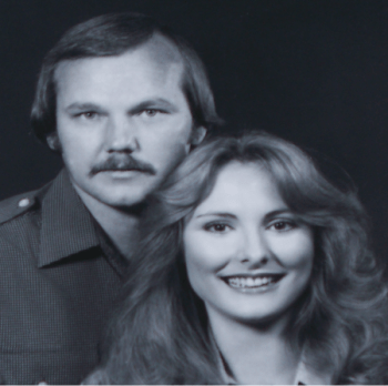 Photo of murder victims Gary and Stephanie Gillette