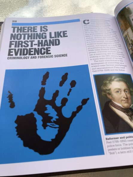 Criminology and Forensic Science in The Sherlock Holmes Book