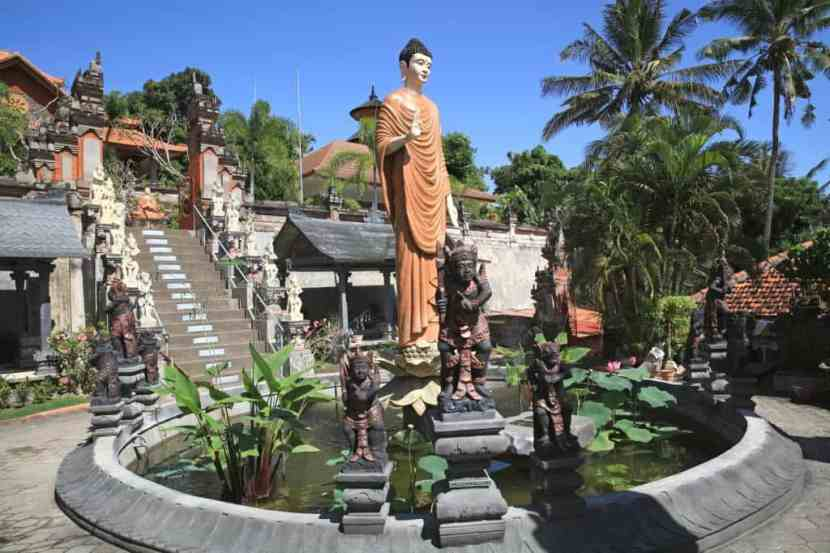 Brahmavihara-Arama Temple